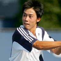 In 2005, Kei Nishikori participated in the Junior US Open from the preliminary rounds and reached the top 16.